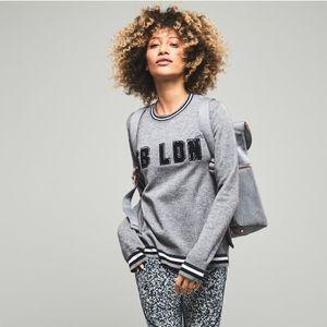 Sweaty Bettey London Split Hem Sweater